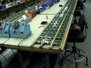 Through Hole Electronic Manufacturing