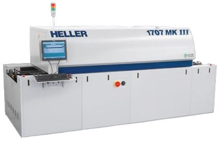 Heller 1707 MKIII Reflow Oven